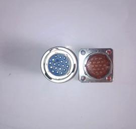天津30A 19芯玻璃烧结密封接插件